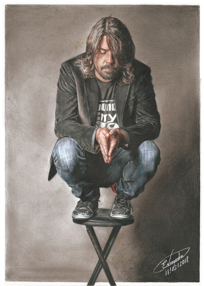 Nirvana, Foo Fighters, Dave Grohl by 1DBeatle